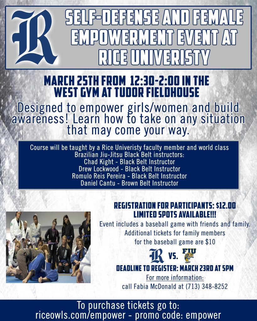 Empowerment Flyer